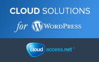Cloud Solution for Wordpress | Cloudaccess.net