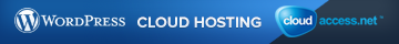 WordPress Cloud Hosting | Cloudaccess.net