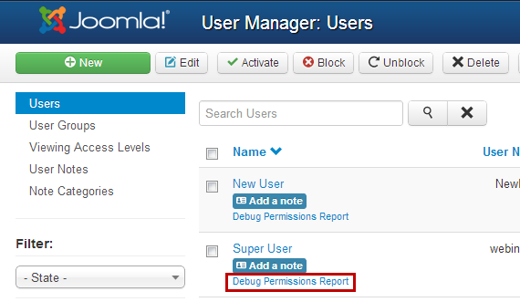 Group Manager ADD All permissions
