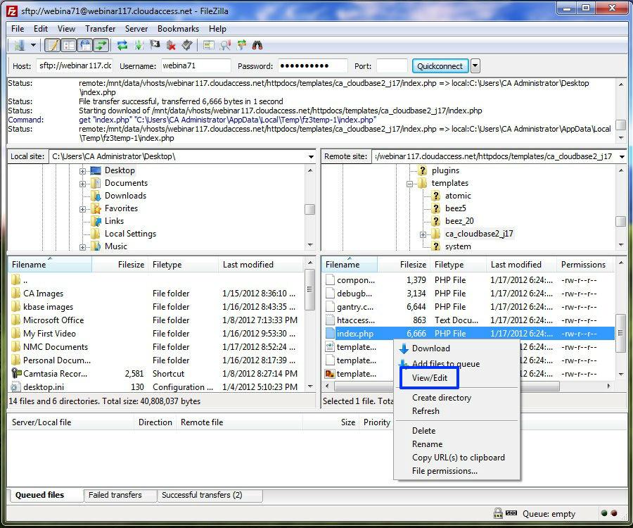 Cloudbase 2.0 - Adding Google Analytics