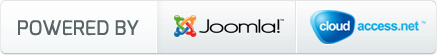 Powered By Joomla! and cloudaccess.net
