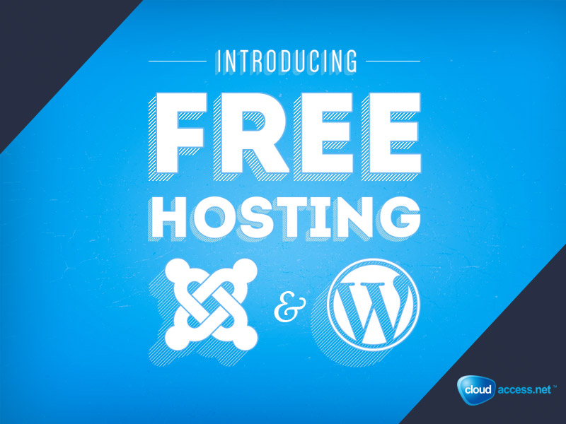 Introducing Free Hosting for Joomla and WordPress - The Official ...
