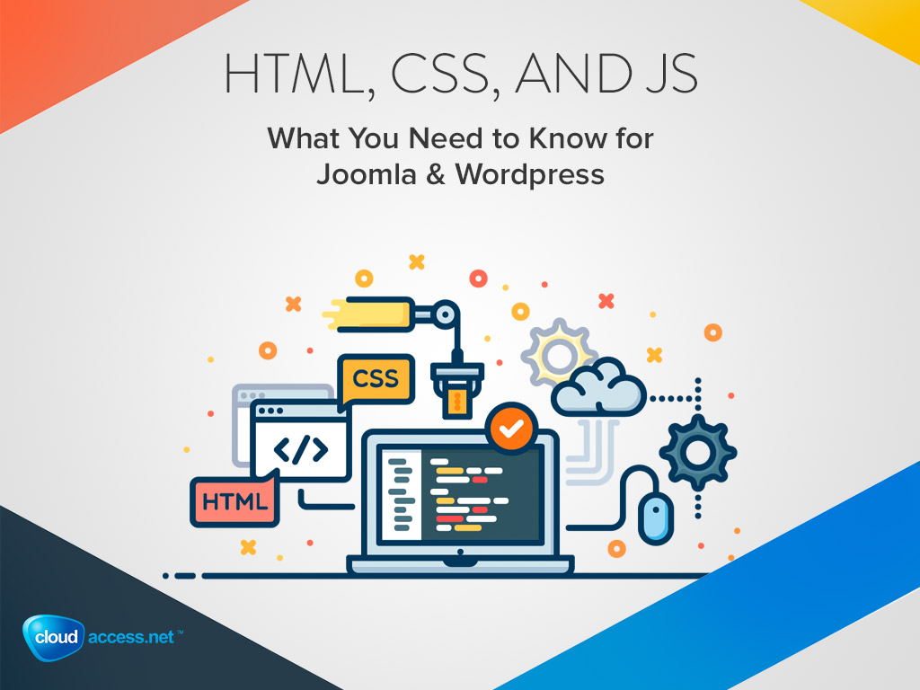 HTML, CSS, and JS: What You Need to
