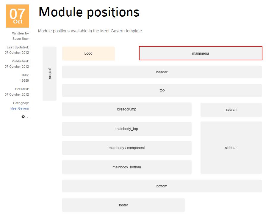 Joomla gratuit Dating module
